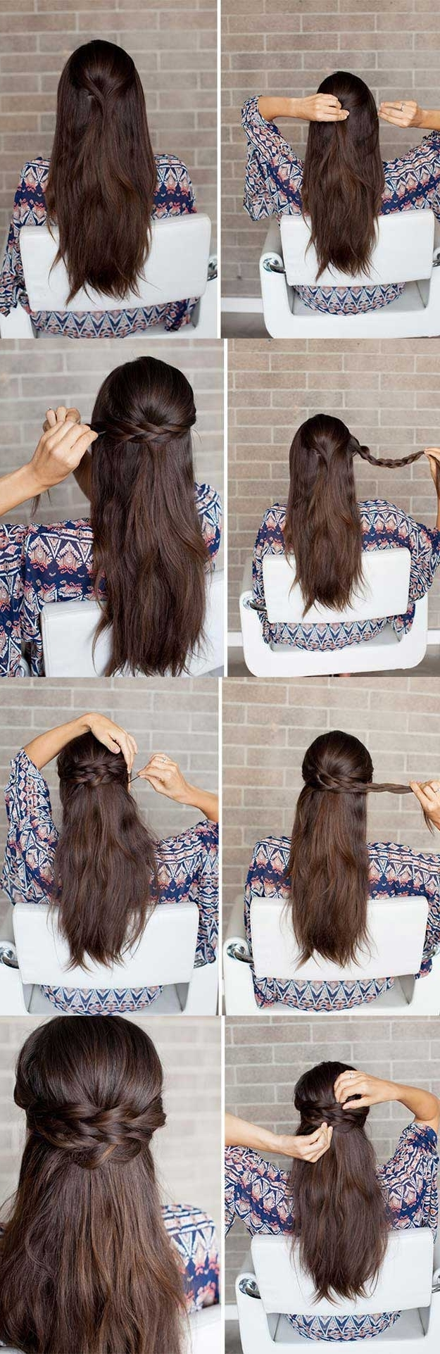 31 Amazing Half Up Half Down Hairstyles For Long Hair The 40+ Amazing Half Up Half Down Formal Hairstyles For Medium Hair