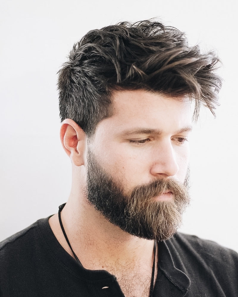 31 Best Medium Length Haircuts For Men And How To Style Them 10+ Stylish Medium Size Hairstyles For Men