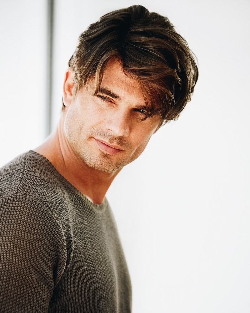 31 Best Medium Length Haircuts For Men And How To Style Them Medium Length Male Hairstyles
