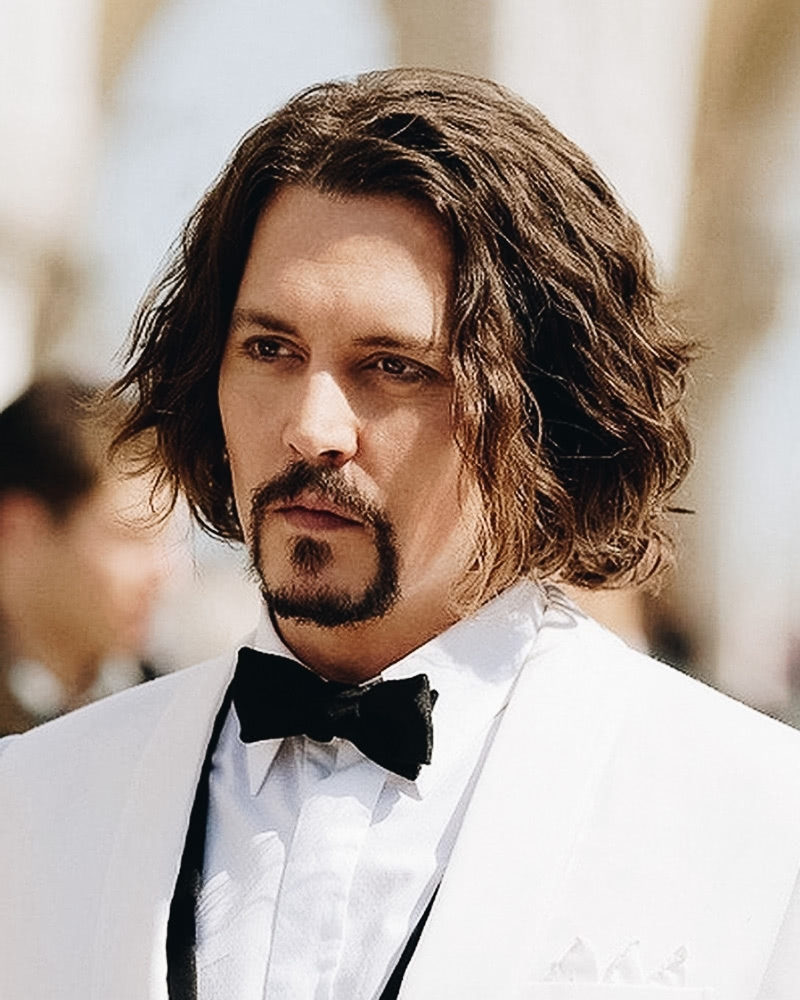 31 Best Medium Length Haircuts For Men And How To Style Them Medium Wavy Hair Mens Hairstyles