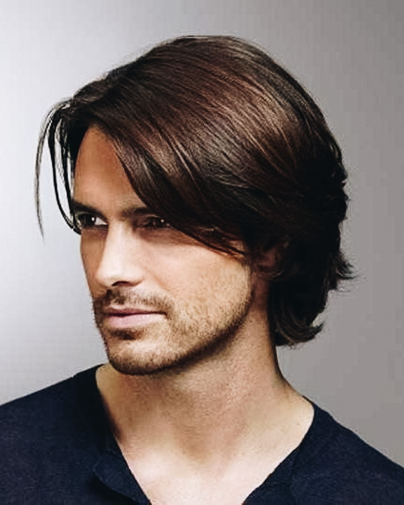 31 Best Medium Length Haircuts For Men And How To Style Them Mens Medium Hairstyles For Straight Hair