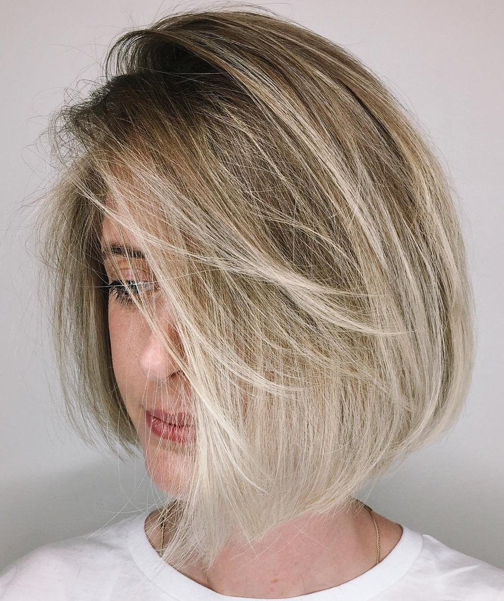 45 Short Hairstyles For Fine Hair Worth Trying In 2020 20+ Amazing Medium Razor Cut Hairstyles 2019