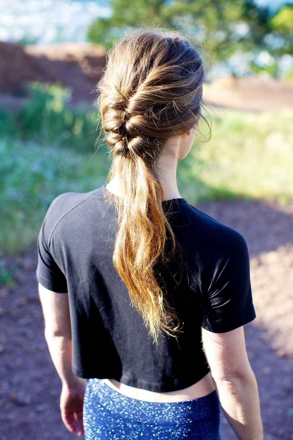 5 'Dos Made For Active Ladies | Hair Styles, Workout Hiking Hairstyles For Medium Hair