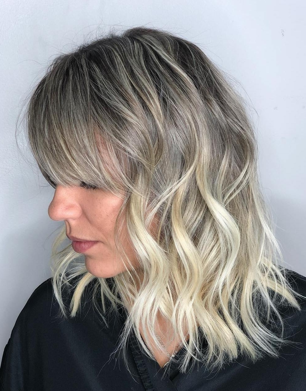 50 Head Turning Hairstyles For Thin Hair To Flaunt In 2020 40+ Stylish Medium Thin Layered Hairstyles