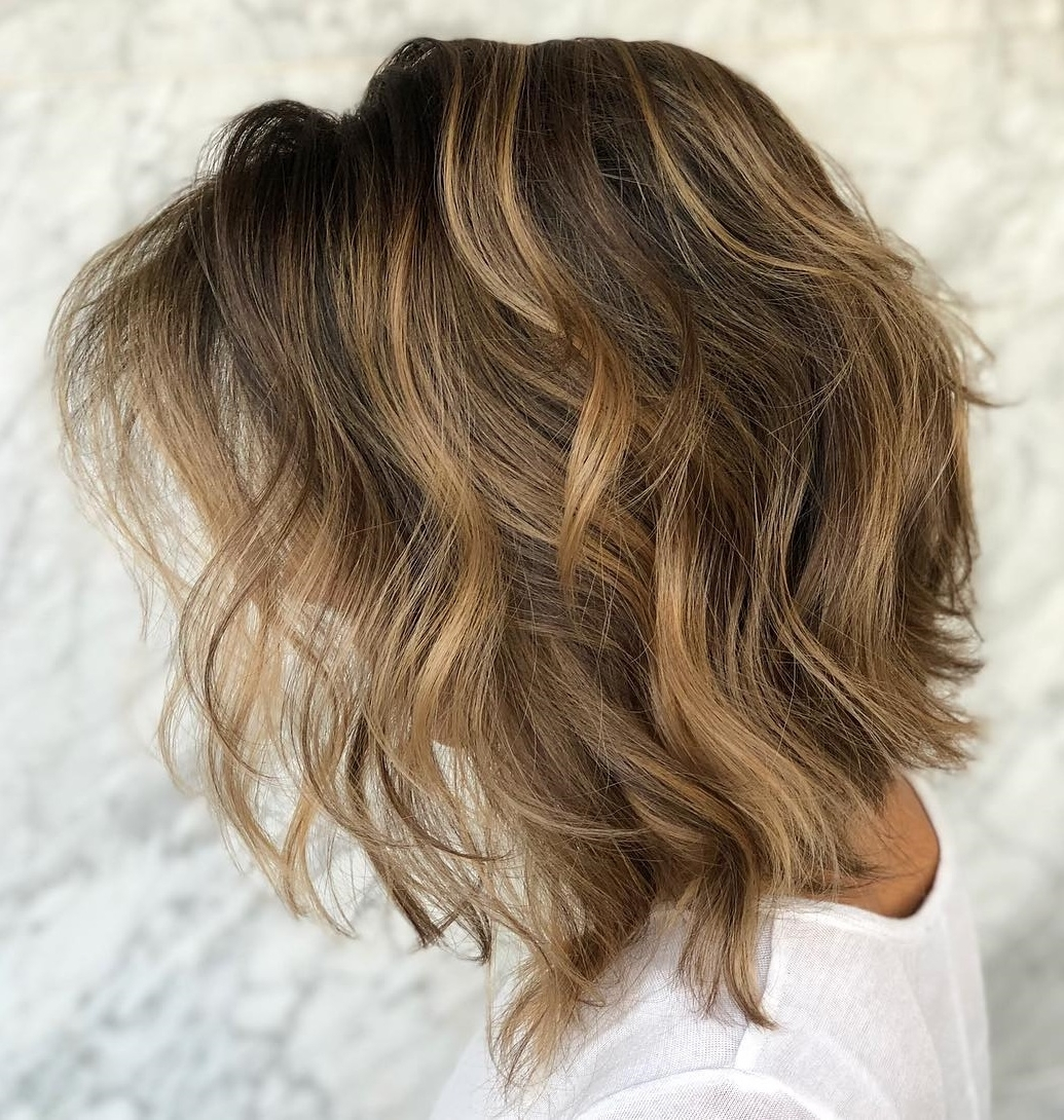 60 Medium Length Haircuts And Hairstyles To Pull Off In 2020 10+ Stylish 2020 Women'S Medium Hairstyles