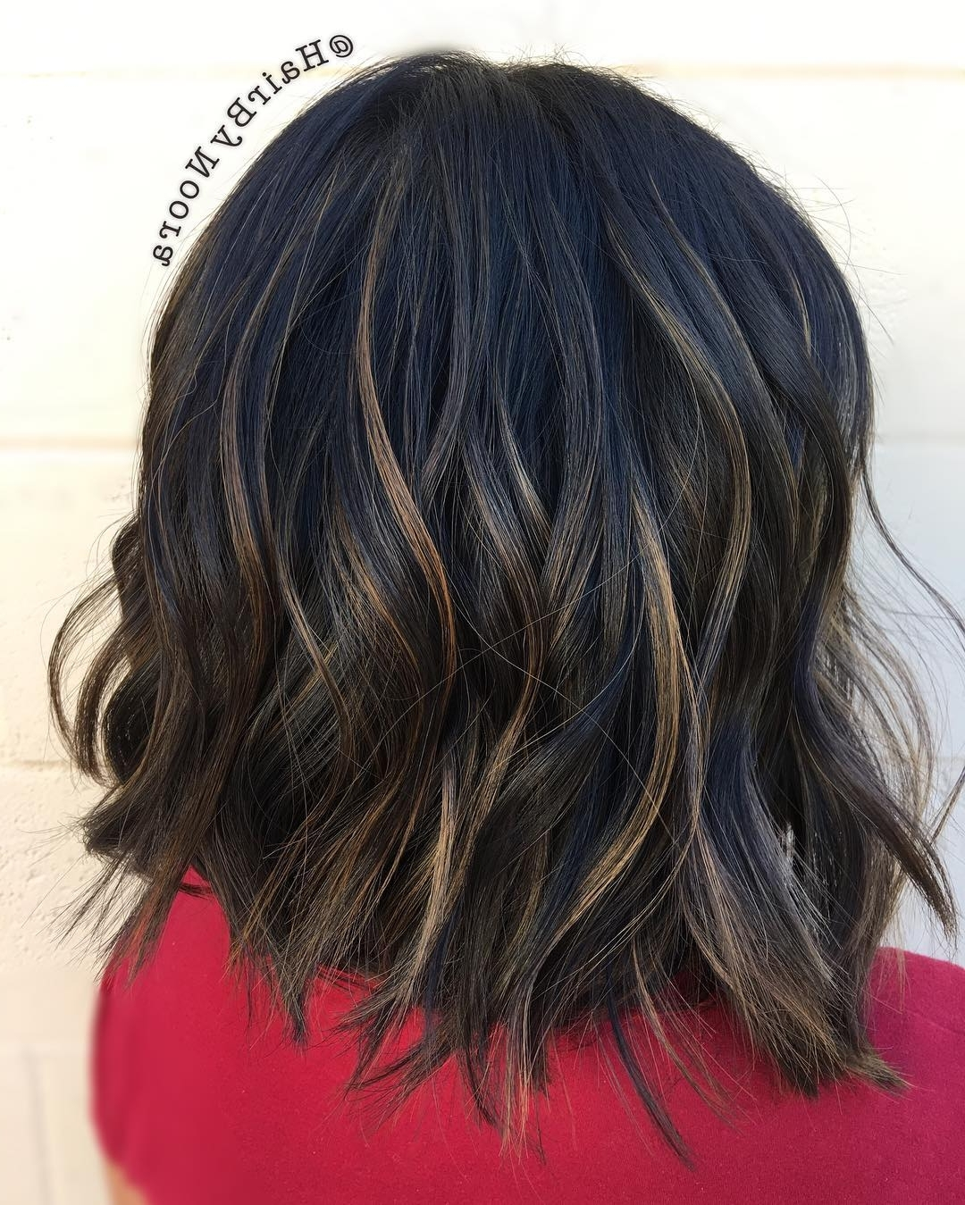 60 Medium Length Haircuts And Hairstyles To Pull Off In 2020 30+ Stunning Hairstyles For Medium Hair With Highlights