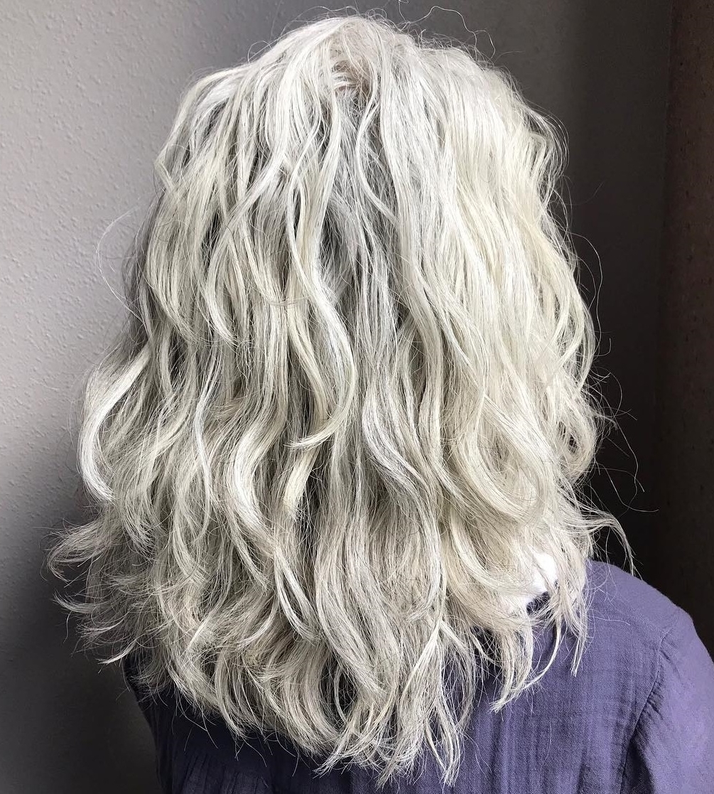 60 Trendiest Hairstyles And Haircuts For Women Over 50 In 2020 Medium Length Wash And Wear Hairstyles