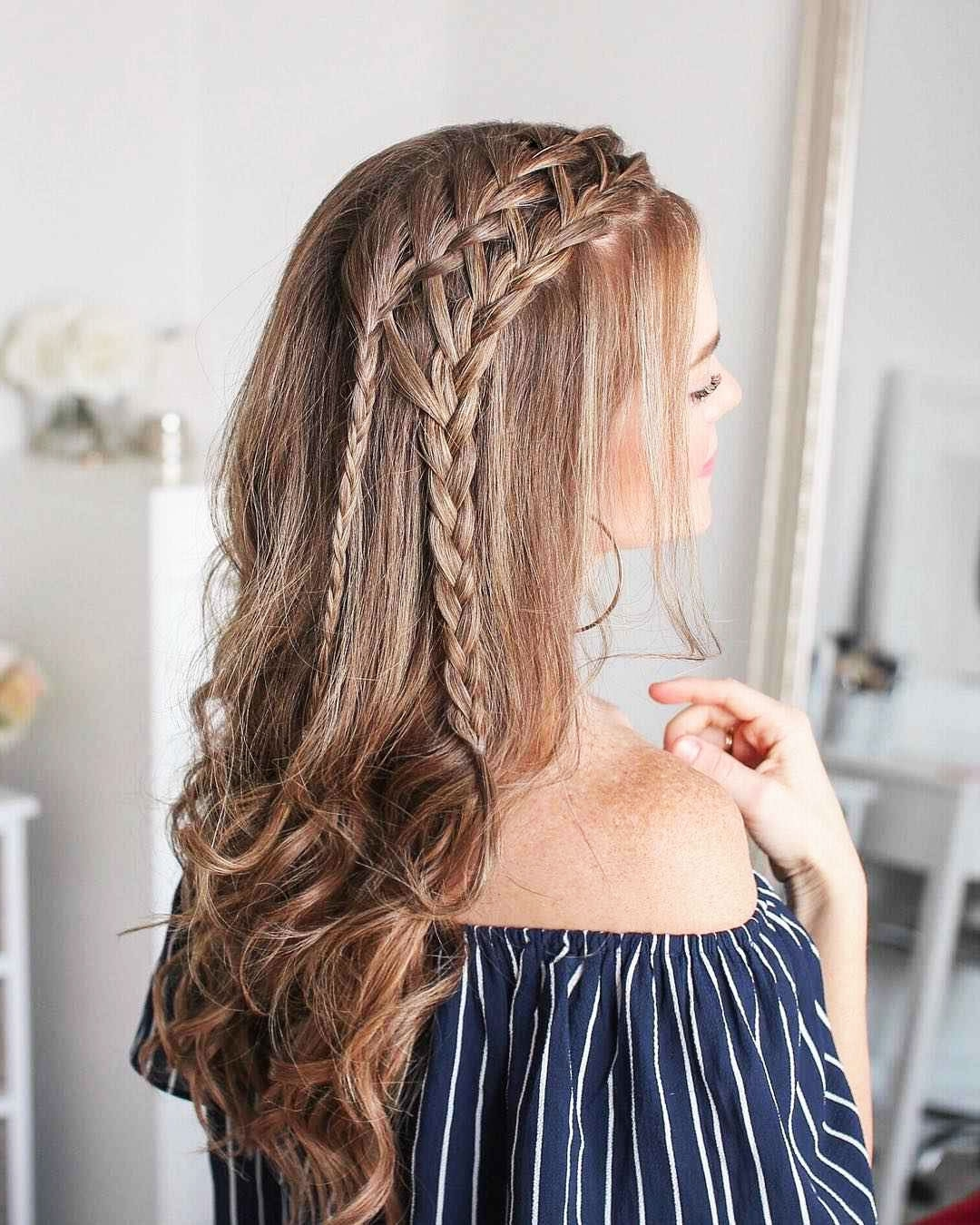 61 Latest Hairstyles For Graduation Ideas 2020 Hairstyles For Graduation For Medium Length Hair