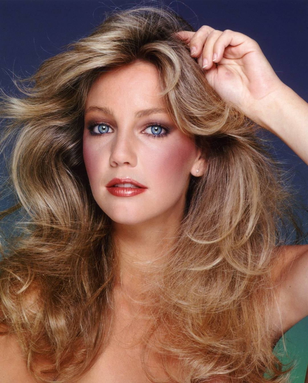 Are '80S Hairstyles Making A Comeback? Medium Length 80S Hairstyles