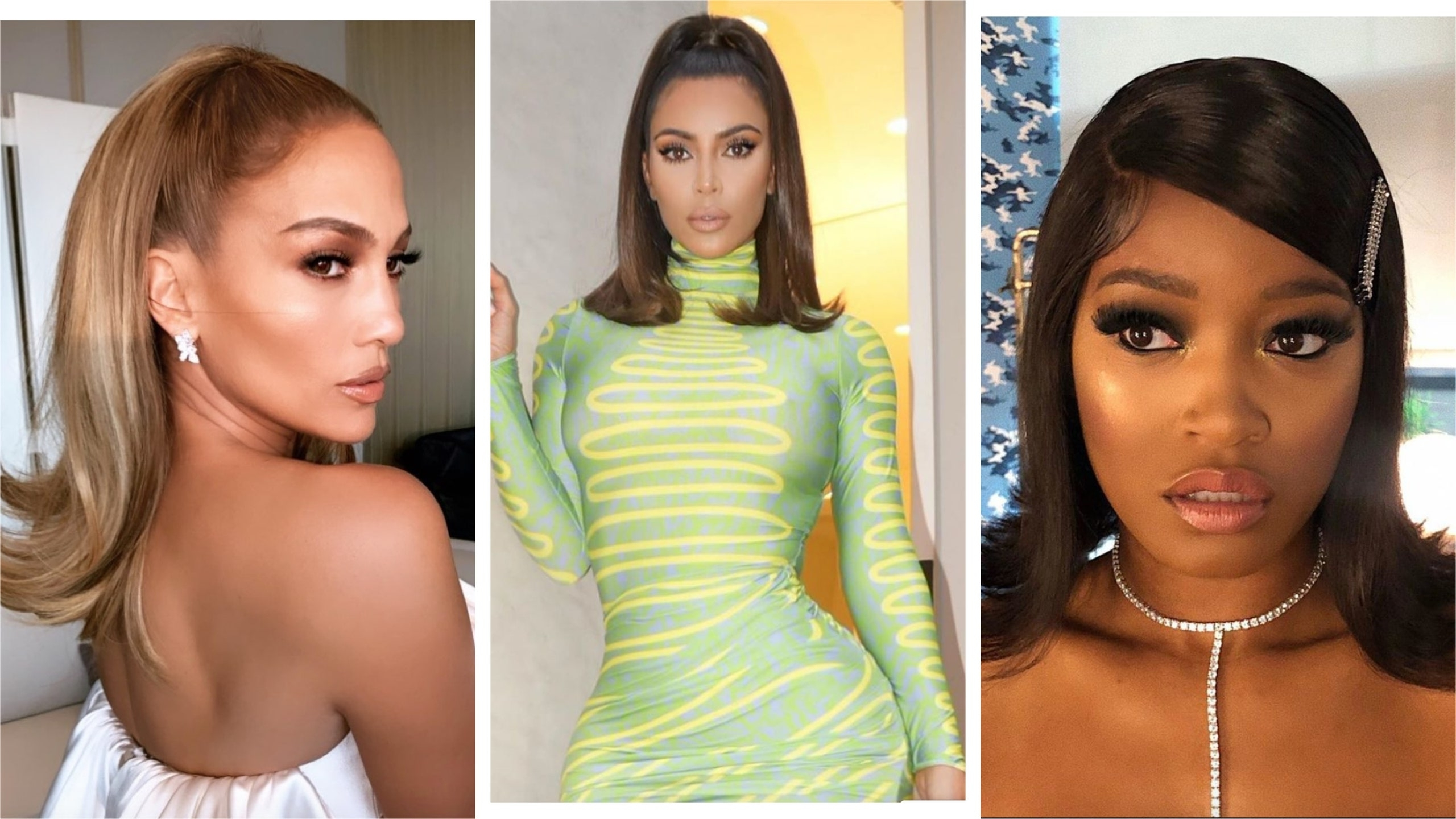 Celebrity Flip Hairstyles Are Trending For 2019 | Glamour 40+ Awesome Medium Flipped Up Hairstyles