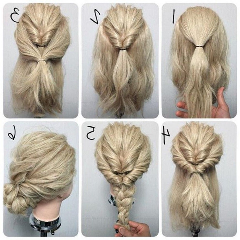 Easy Prom Hairstyles For Long Hair Archives A Pren De 20+ Awesome Easy Prom Hairstyle For Medium Long Hair
