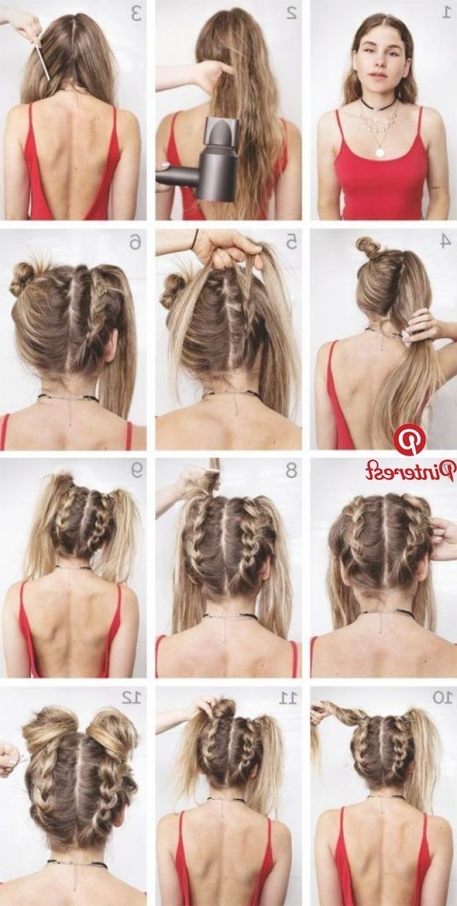 Easy Summer Hairstyles To Keep Your Time And Style Quick Summer Hairstyles Medium Hair