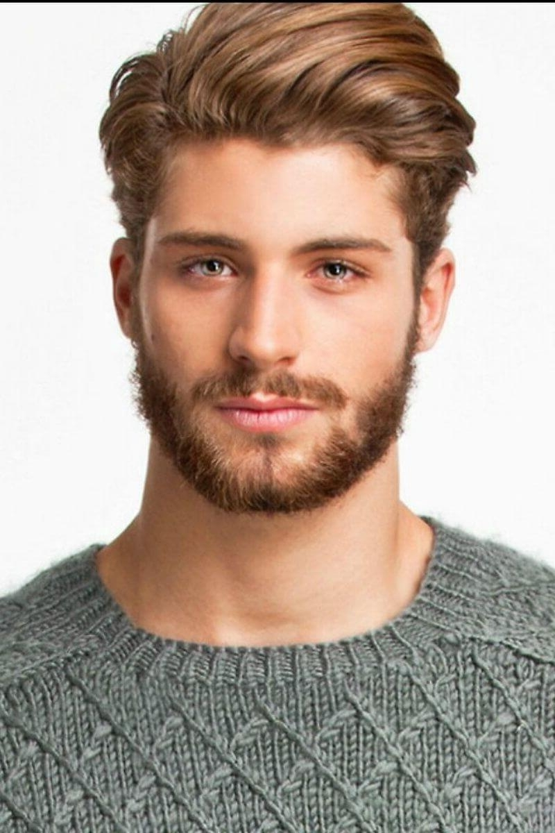 Get Best 20 Medium Length Hairstyles For Men | Fashionterest 20+ Cute Medium Length Hairstyles For Thin Hair For Men