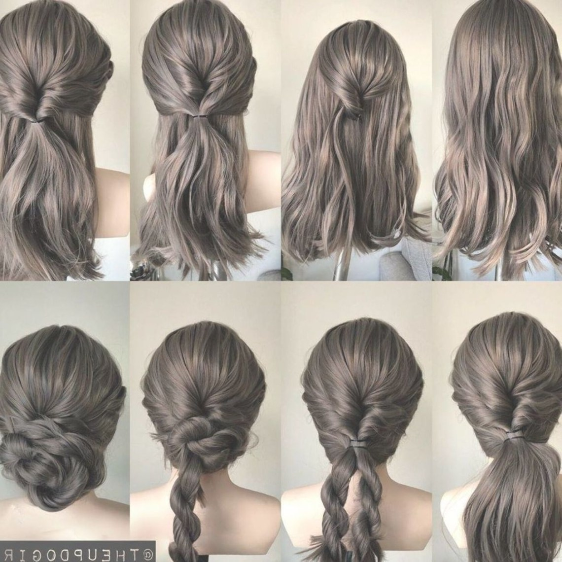 Gorgeous And Easy Homecoming Hairstyles Tutorial For Women 20+ Stylish Medium Hairstyles For Homecoming