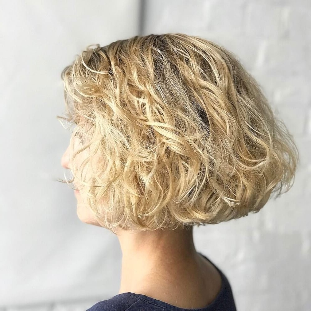 Haircuts For Thin Curly Hair | Southern Living Medium Thin Curly Hairstyles