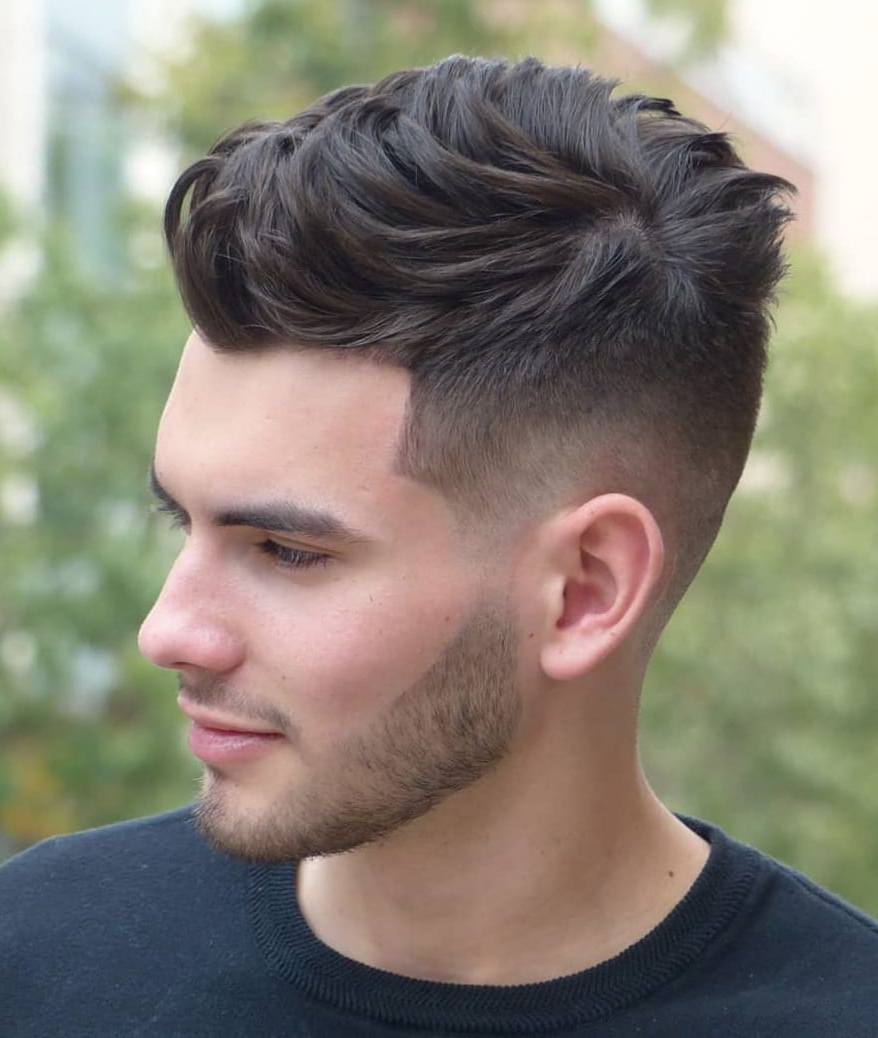 Handsome And Cool – The Latest Men'S Hairstyles For 2019 Mens Medium Short Hairstyles 2019