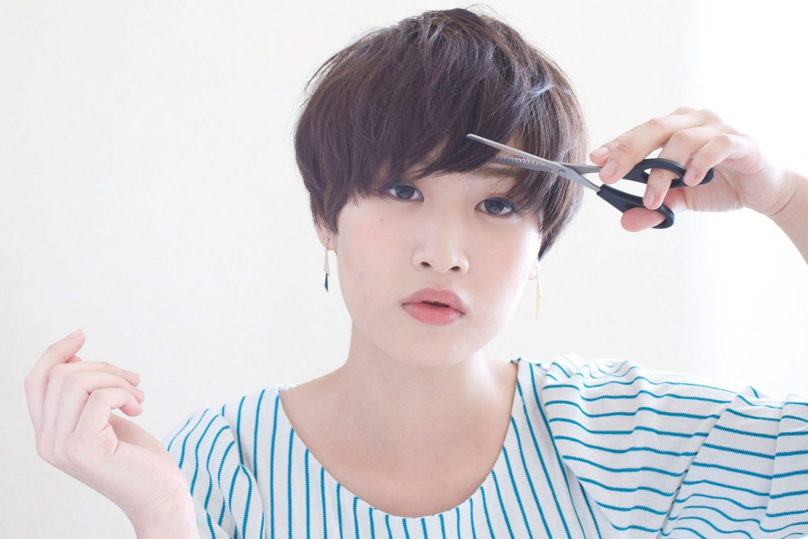 How Often Do You Really Need To Get A Haircut? | Allure Medium Two Block Hairstyle