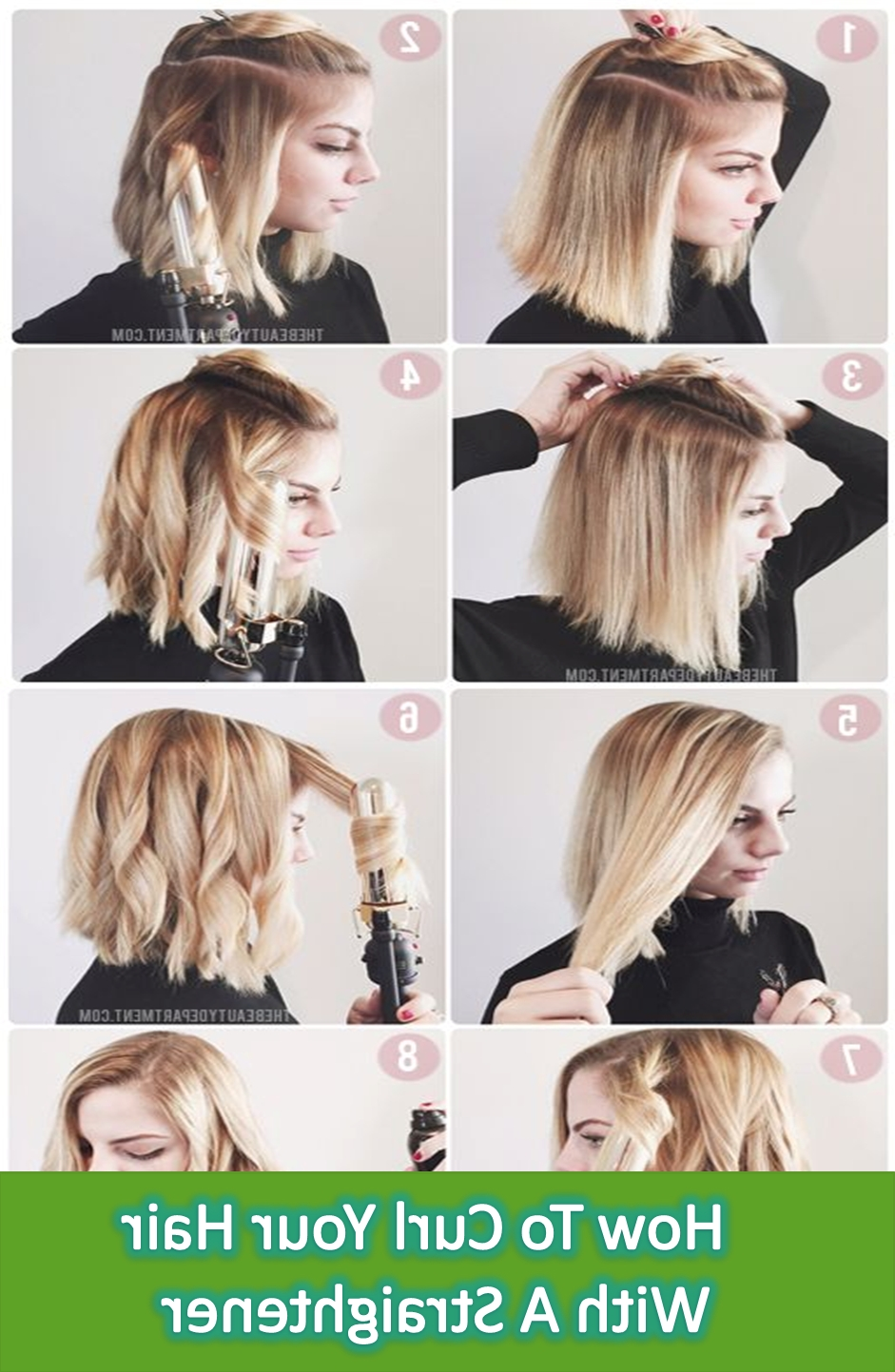 If You Are Looking For Some Kind Of Tips Like; How To Curl 40+ Awesome Hairstyles For Medium Hair With Straightener