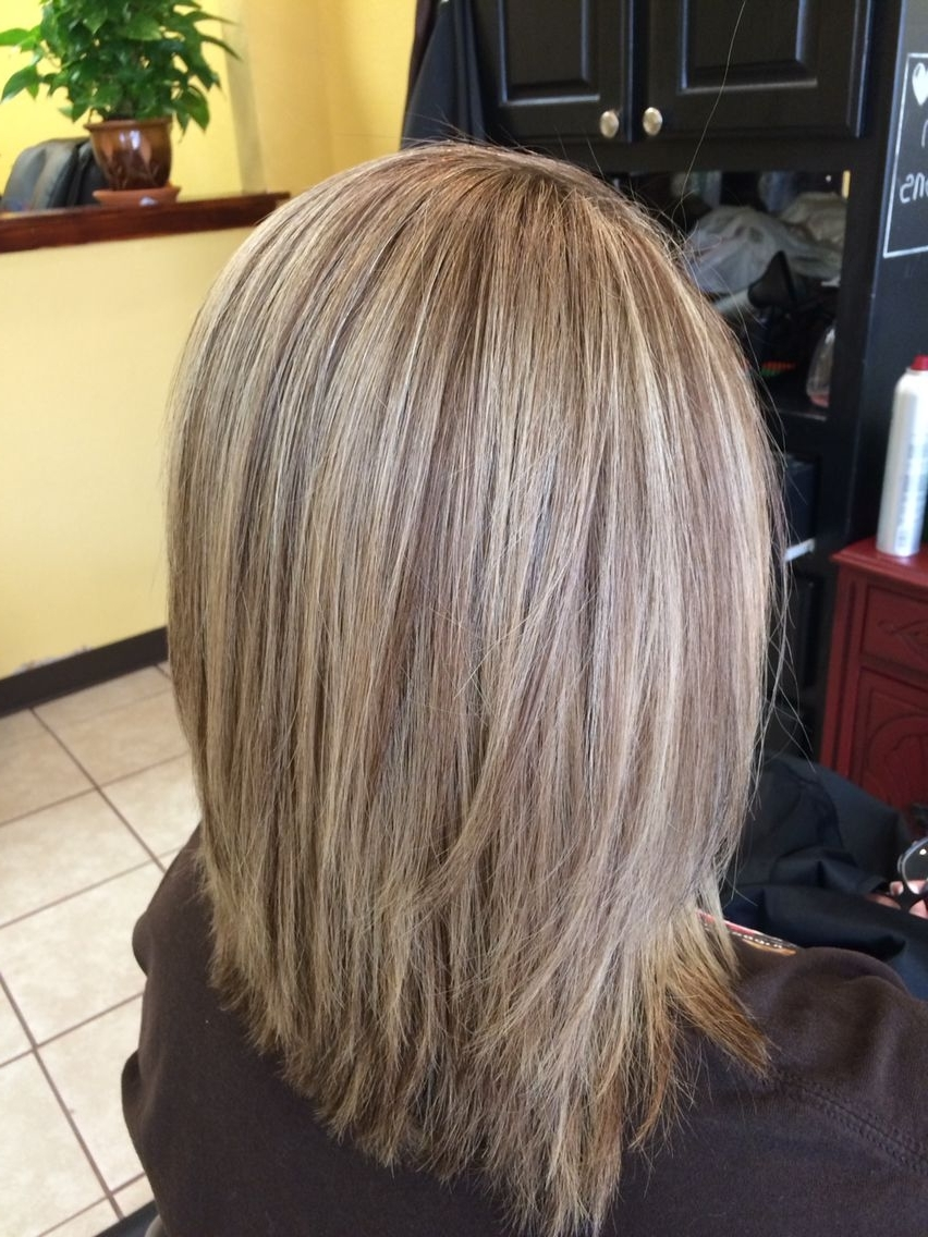 Medium Length Hair With Hilights And Lowlightssalon De 30+ Adorable Medium Length Hairstyles With Lowlights