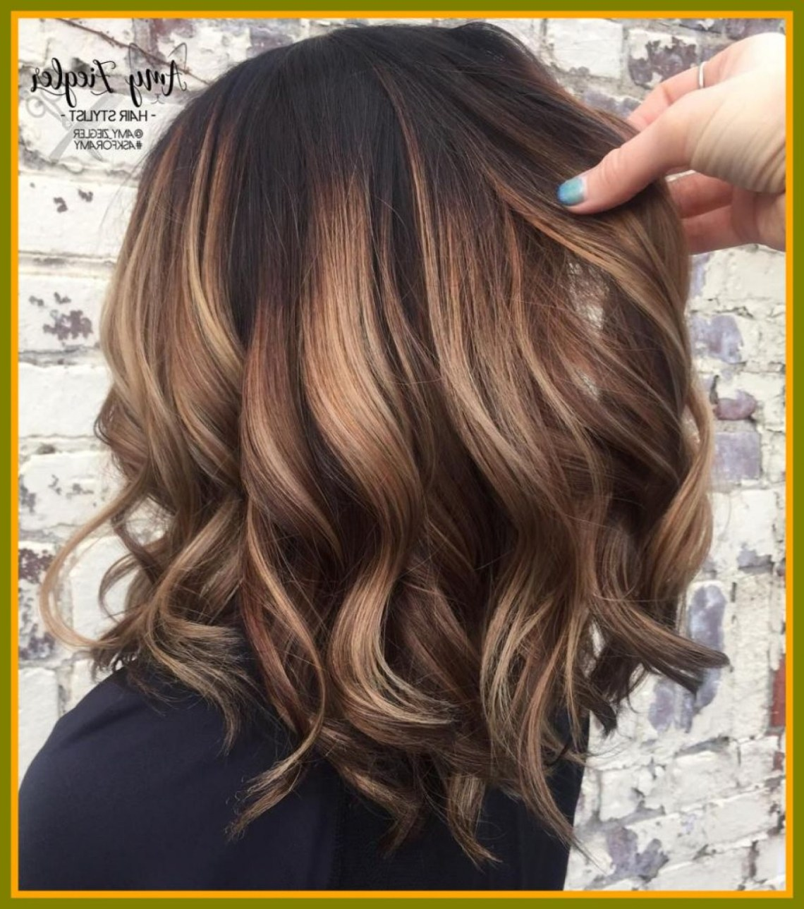 Medium Length Hairstyles With Highlights And Lowlights Medium Length Hairstyles With Lowlights