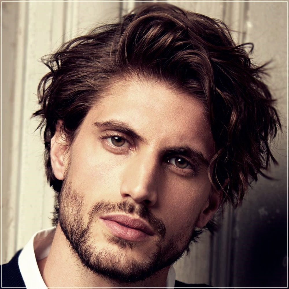 Men'S Haircuts Winter 2019 2020: All The Trends 10+ Awesome Medium Length 2019 Men'S Hairstyles