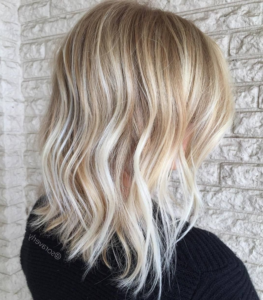 Pin On Ap Hair Medium Blonde Hairstyles For Fine Hair