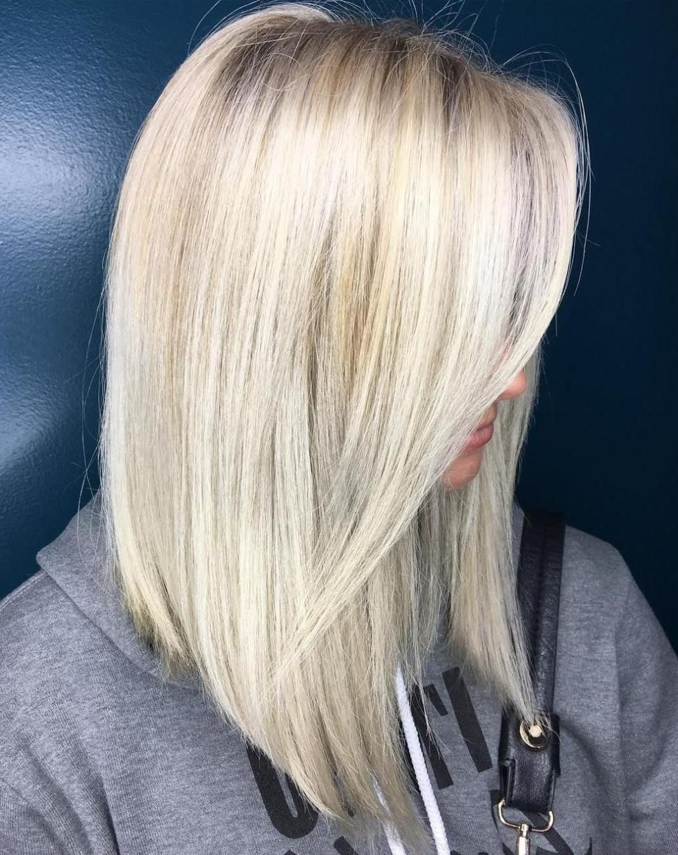 Pin On Blond Medium Blonde Hairstyles For Fine Hair