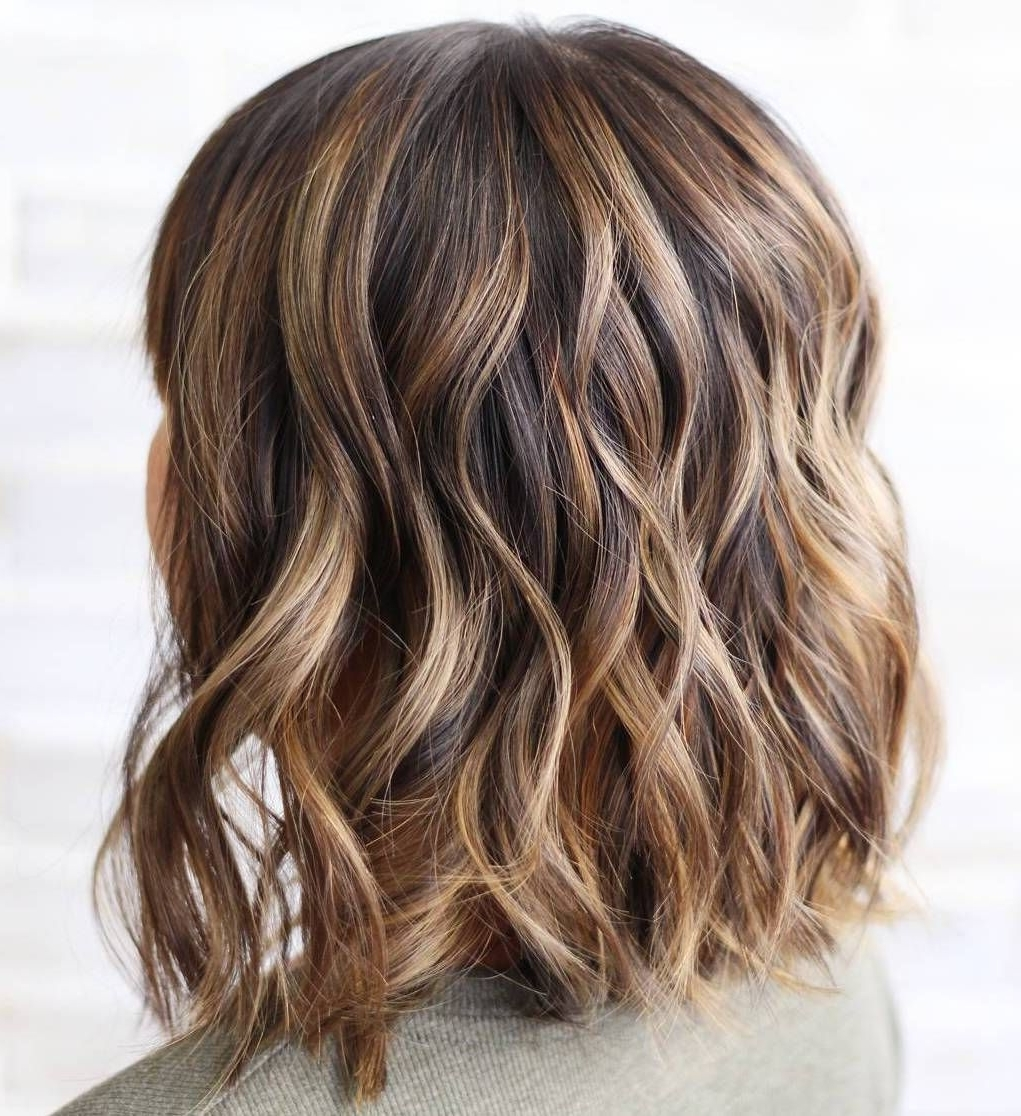 Pin On Hair 30+ Awesome Medium Length Hairstyles With Highlights And Lowlights