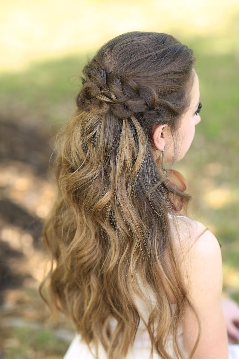Pin On Hairstyle Ideas 40+ Awesome Prom Hairstyles For Medium Hair 2016