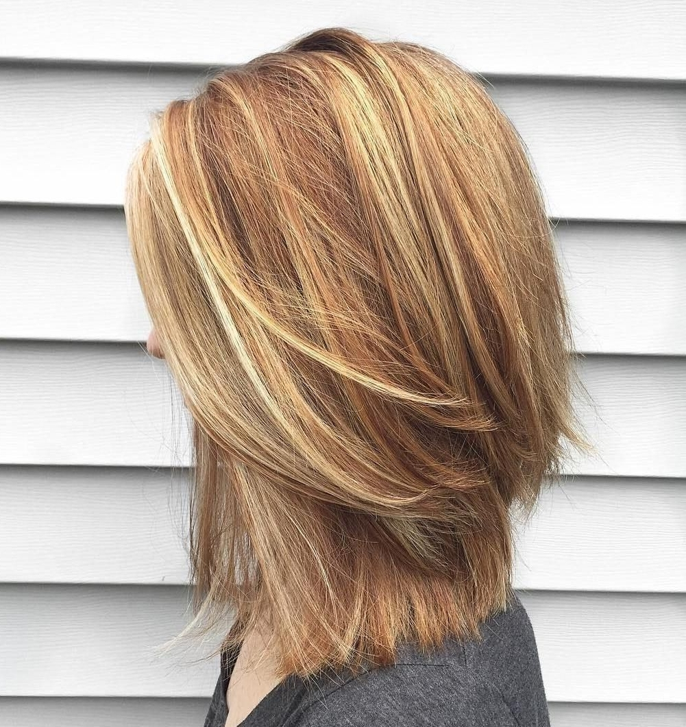 Pin On Hairstyles 20+ Awesome Layered Low Maintenance Medium Length Hairstyles For Thick Hair