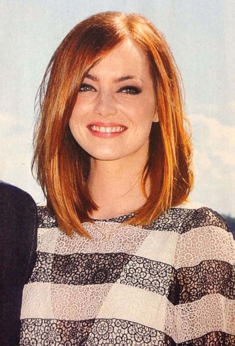 Pin On Medium Hair For Straight Thick Hairs 40+ Stunning 2014 Medium Hairstyles For Round Faces