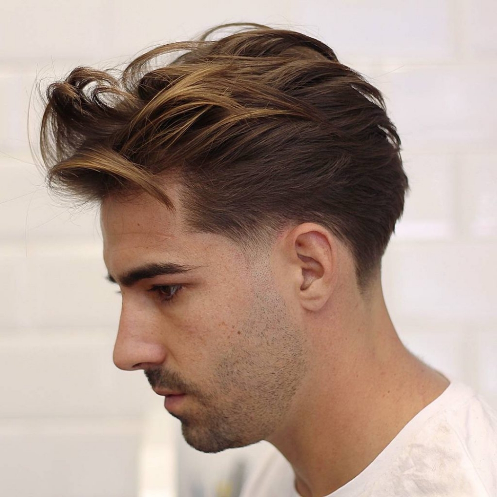 Pin On Men'S Haircut And Hairstyles 20+ Awesome Mens Medium Length Hairstyles 2020