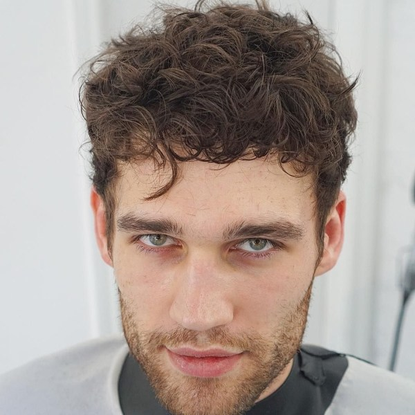 Pin On Styles 40+ Amazing Medium Mens Curly Hairstyles