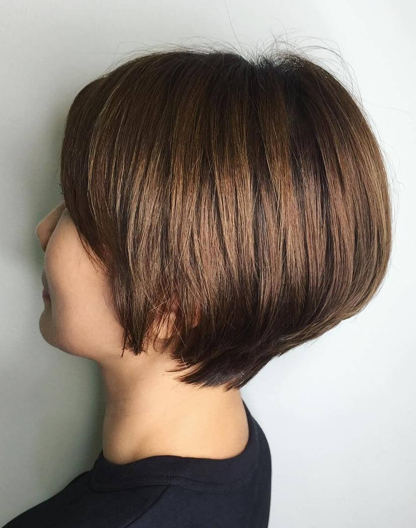 Pin On Wedge Cuts 10+ Adorable Medium Wedge Hairstyles