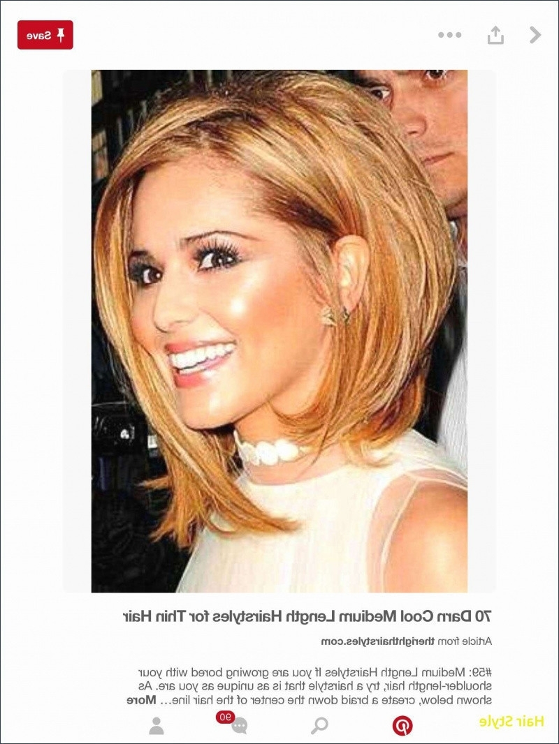 Short Hairstyles For Fine Hair 2013 New Short To Medium Medium Hairstyles For Thick Hair 2013