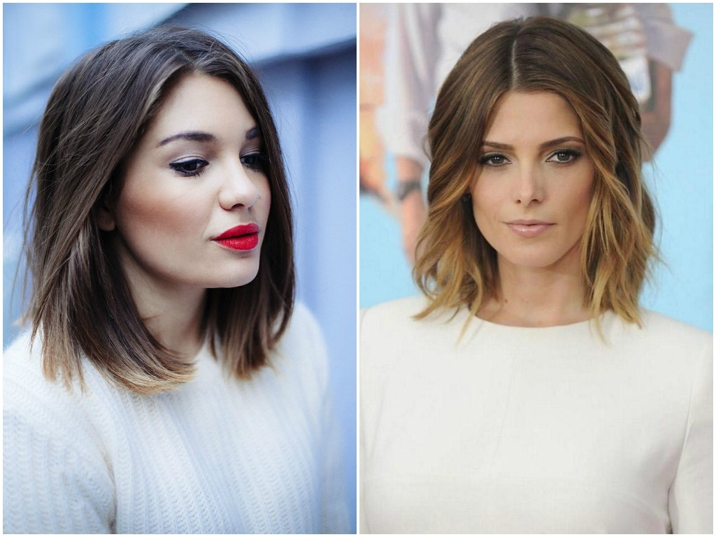 Shoulder Length Haircuts For Women 2017  For Fine, Curly And 10+ Amazing Medium Hairstyles Fine Hair 2017