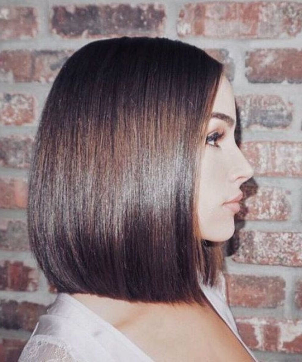 The Best Mid Length Haircuts To Get When Growing Out Your 20+ Stylish Medium Length A Line Hairstyles
