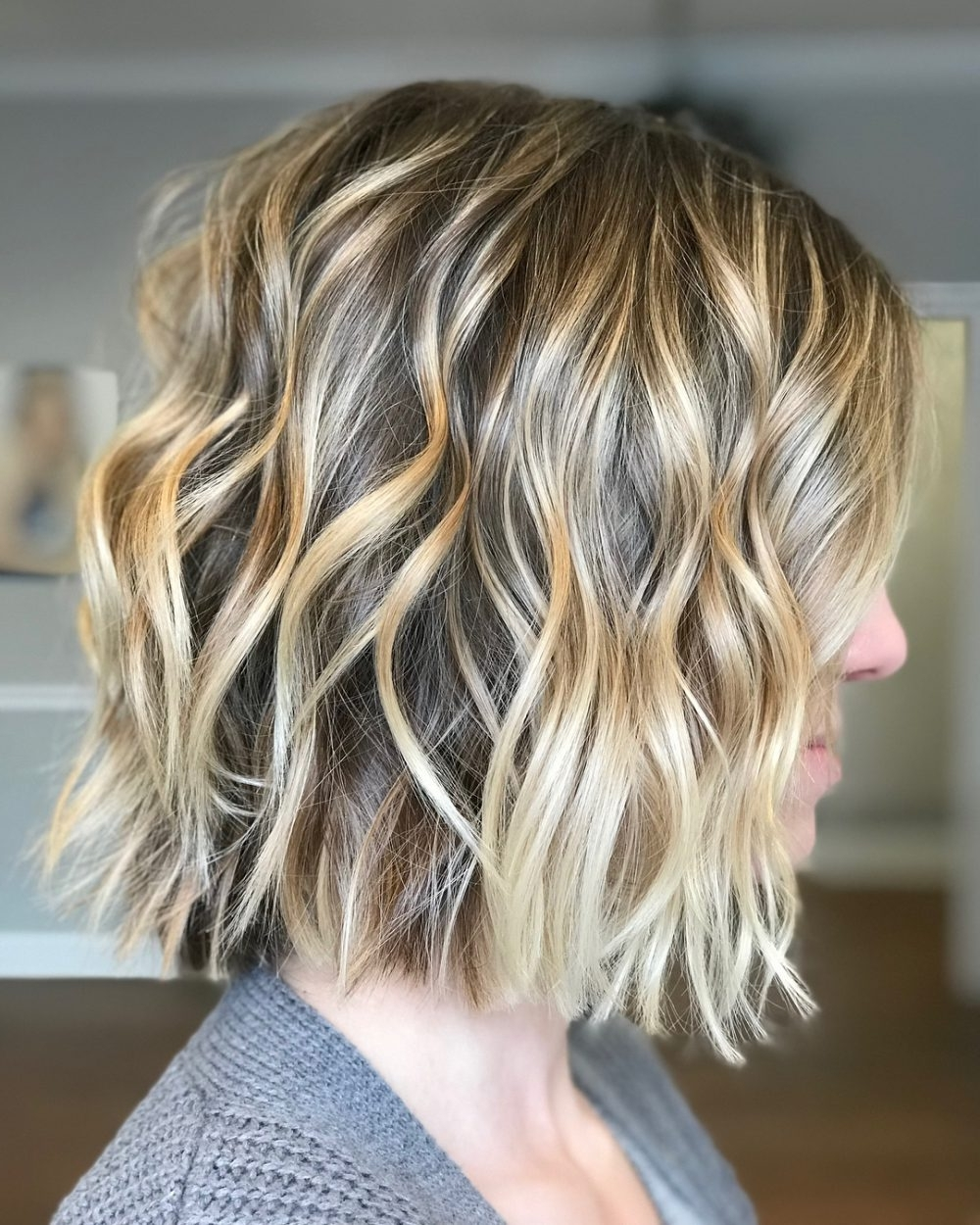 Top 20 Choppy Hairstyles You'Ll See In 2021 20+ Awesome Medium Choppy Hairstyles With Bangs