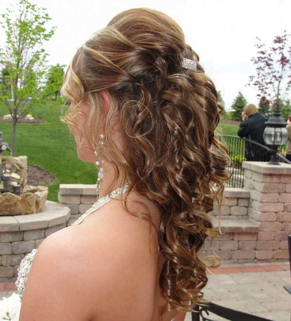 Women Hairstyle 2016: Updo Hairstyle For Medium Amp; Long Prom Hairstyles For Medium Hair 2016