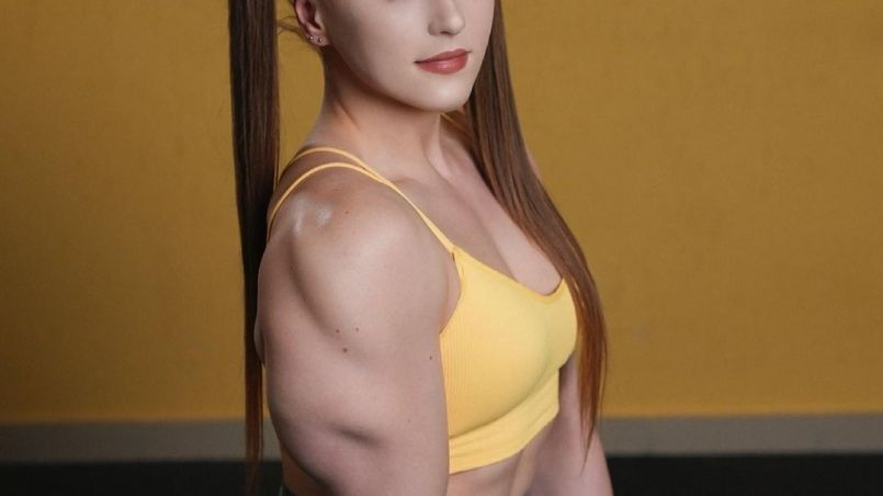 Julia Vins barbie doll
