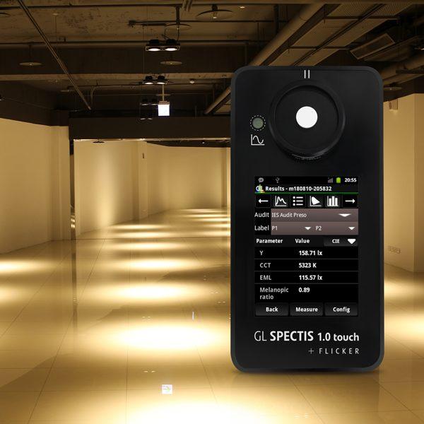 lighting audit gl optic light
