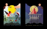 screen-flamingos-cats-paravento-fenicotteri-gatti-glodis