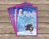 Frozen-Birthday-Party-Invitation-Sample-Layout