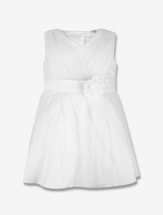 Платье с драпировкой Глория Джинс Интернетмагазин