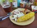 BBQ dinner #1