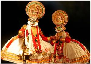Kerala, Indian Traditional Dance