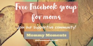 Facebook Group for Moms