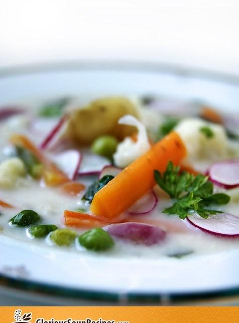 Finnish Summer Soup