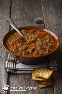 Hamburger Soup I Recipe