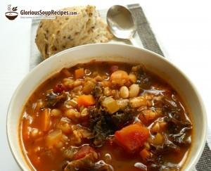 How To Make Best Darn Minestrone Soup Around
